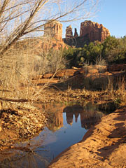 Sedona's Cathedral Rocks